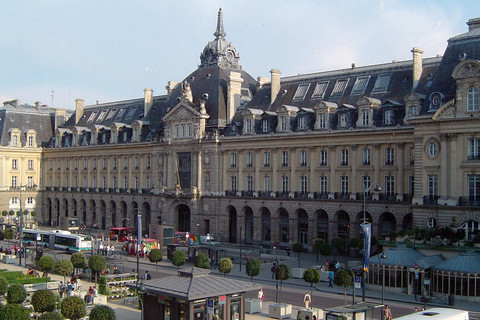 Place de la république in Rennes
